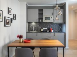 Brera Serviced Apartments Leipzig, Ferienwohnung mit Hotelservice in Leipzig