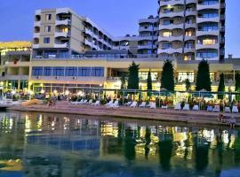 Hotel Enkelana, отель в городе Поградец