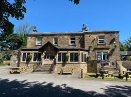 The Liversedge, hotel near Yorkshire Sculpture Park, Liversedge