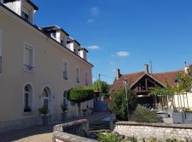 Le Moulin de la Renne, hôtel à Thésée près de: ZooParc de Beauval