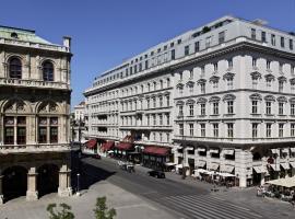 Hotel Sacher Wien, hotel ve Vídni