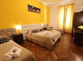 Hotel Carlo Goldoni, отель в Милане