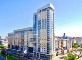 Апартаменты у Гринвича, hotel in Yekaterinburg