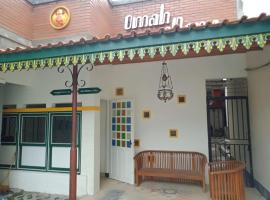 Omah nDanu, pet-friendly hotel in Yogyakarta