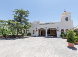 Villa Turística de Laujar de Andarax, hotel en Laujar de Andarax