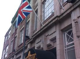 Ladbrooke Hotel, hotel in Birmingham