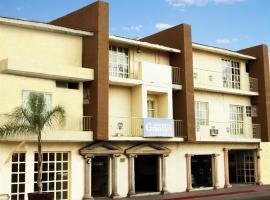 Pequeno Gran Hotel, hotel in Aguascalientes