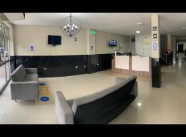 Leveint Executive Hotel, hotel in Pucallpa