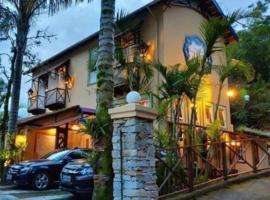 POUSADA PATACA DE PRATA - POUSADA DE ÉPOCA, hotel near Crystal Palace, Petrópolis