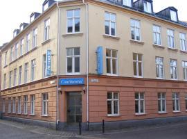 Hotel Continental Malmö, hotell i Malmö