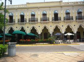 Hotel Concierge Plaza Colima, hotel in Colima