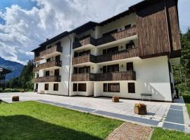 Lovely Apartment in Canazei with Balcony, apartment in Canazei