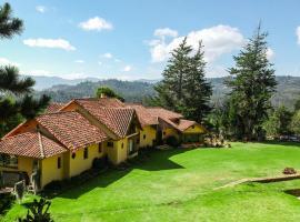 Chalet Campestre la Peseta, hotel en Ubaté