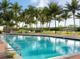 Holiday Inn Miami Beach-Oceanfront, отель в Майами-Бич
