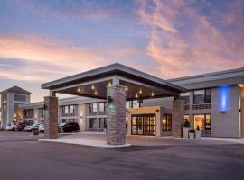 Holiday Inn Express Hotel & Suites Charlottetown, hotel in Charlottetown