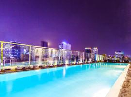 Lotus Boutique Hotel, hotel near Ben Thanh Street Food Market, Ho Chi Minh City