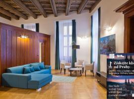 Residence u Vejvodů: Prag'da bir kiralık tatil yeri