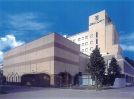 Hotel Sunroute Sano, hotel in Sano