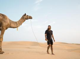 Golden heritage hotel safari camp, hotel in Jaisalmer