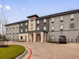 SureStay Plus Hotel by Best Western Humble, hotel in Humble