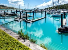 Pavilion 2 Luxury 4 Bedroom 3 Bathroom With Inground Pool And Gold Buggy, apartment in Hamilton Island