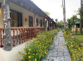Jungle Safari Resort, hôtel à Sauraha
