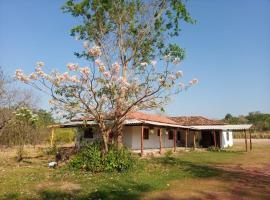 Chacara Cabana dos Lagos, self catering accommodation in Riachão