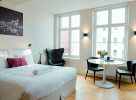 The House of Edward, homestay in Gent