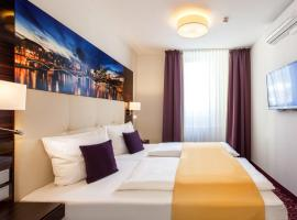 The Domicil Hotel Frankfurt City, hotel near Goethe House, Frankfurt/Main