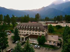 Отель Энергетик, отель в Архызе