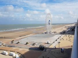 C-view Holiday, budget hotel in Middelkerke