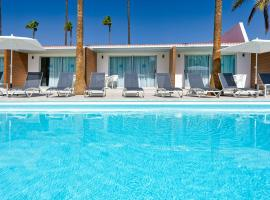 Sanom Beach Resort Only Adults, hotel in Playa del Ingles