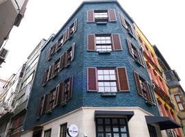Hostel Le Banc, hostel in Istanbul