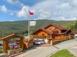 Pension Happy Superior, hotel near Ski Areal Hromovka, Špindlerův Mlýn