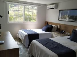 Granja Brasil Apart Hotel, apartment in Petrópolis