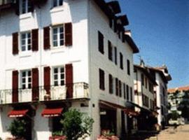 Villa Erdian, hôtel à Saint-Jean-de-Luz