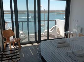 Flamingo Beach House, hotel near Tavira Island, Santa Luzia