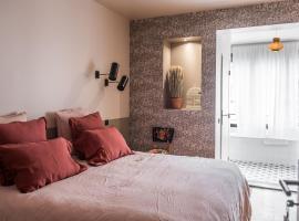Maison Volver、アルルのホテル
