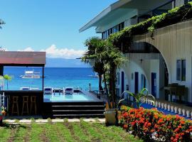 Pescadores Seaview Suites, resort in Moalboal