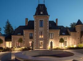 Chateau de Vignée, hotel in Rochefort