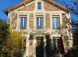 Maison du bonheur, hôtel à Villiers-sur-Marne près de: Centre Commercial Les Arcades