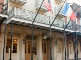 Hotel St. Marie, boutique hotel in New Orleans