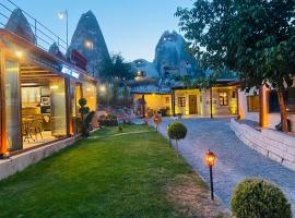 YASTIK HOUSES - Cappadocia, accessible hotel in Göreme