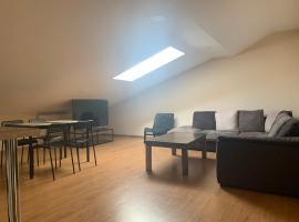 Perlos apartamentai 8 butas, apartamentai Birštone