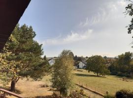 Albblick, Ferienwohnung in Bad Herrenalb