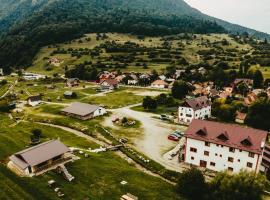 Pensiunea 3 Brazi Zarnesti, hotel din Zărneşti