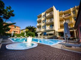 Hotel Splendid, отель в Диано-Марина