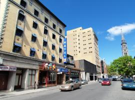 Hotel St-Denis, hotel in Montreal