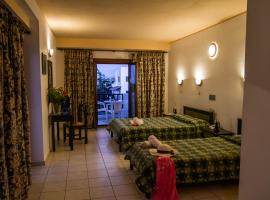 Lyda Hotel, serviced apartment in Gouves
