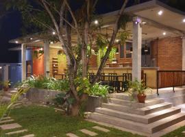 Ocean Tribe Sri Lanka、ウェリガマのホテル